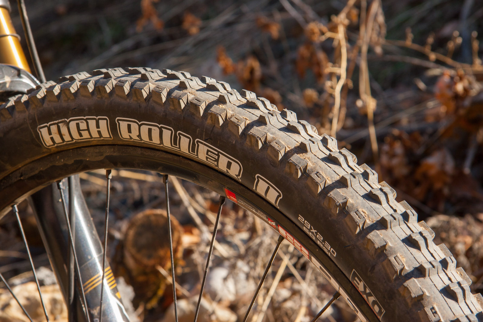 Maxxis High Roller II 29r Review Rokworth Bicycles